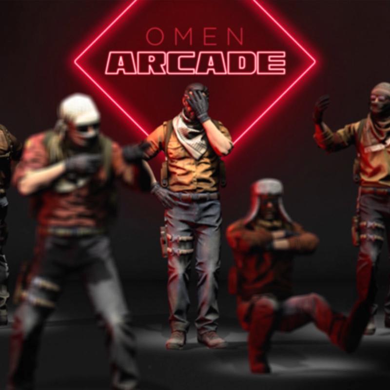 OMEN Arcade